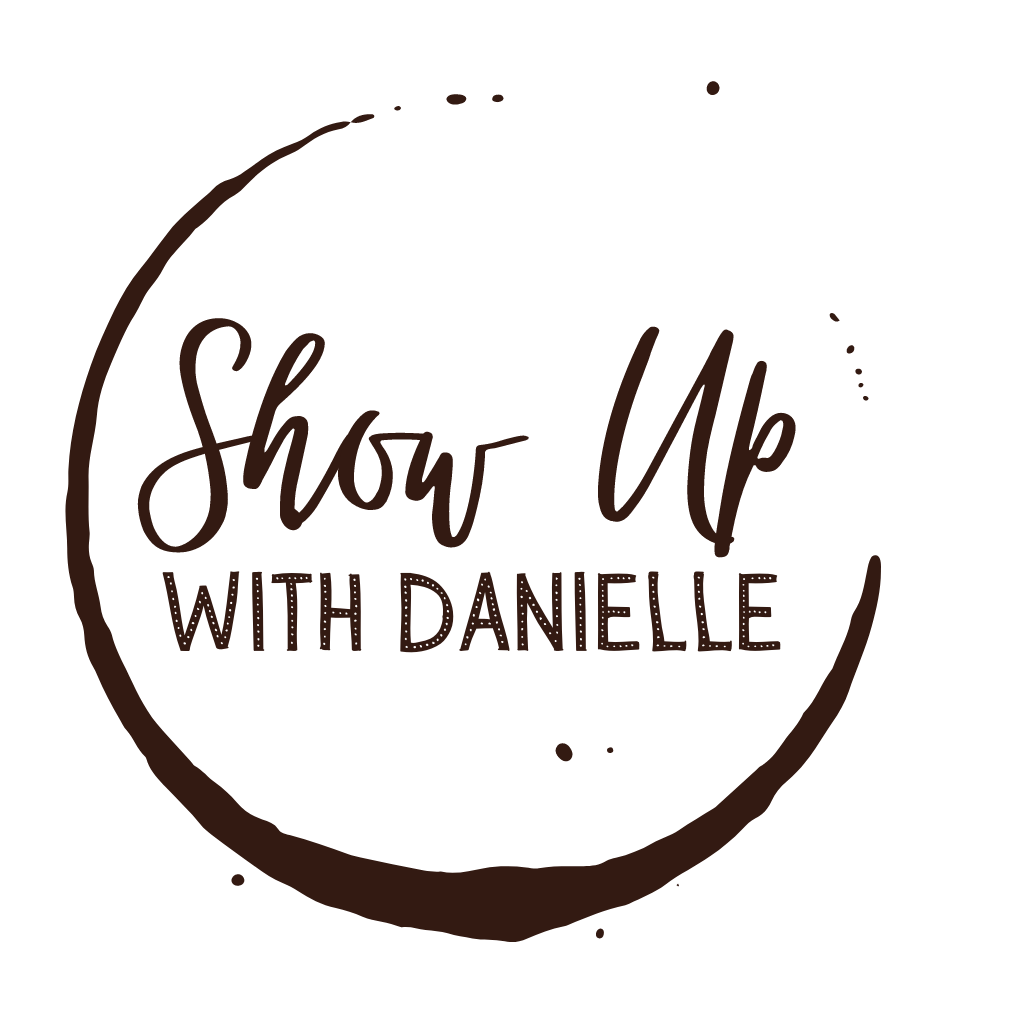Show Up With Danielle Logo
